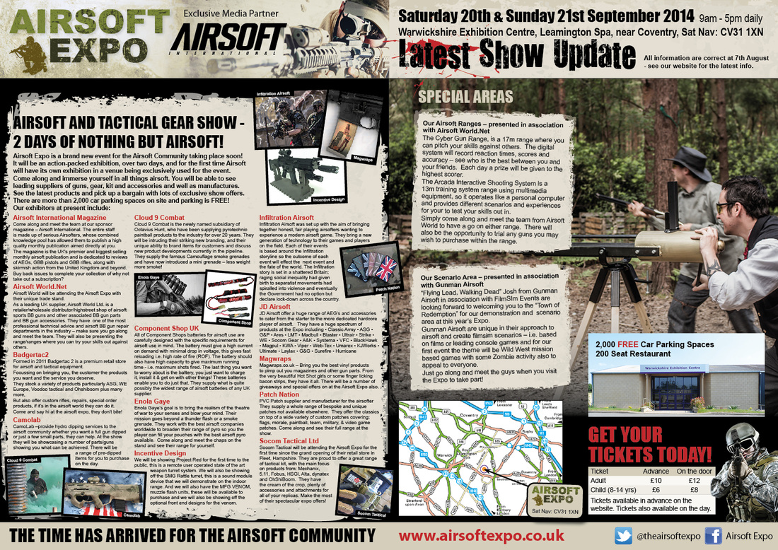 Airsoft Expo