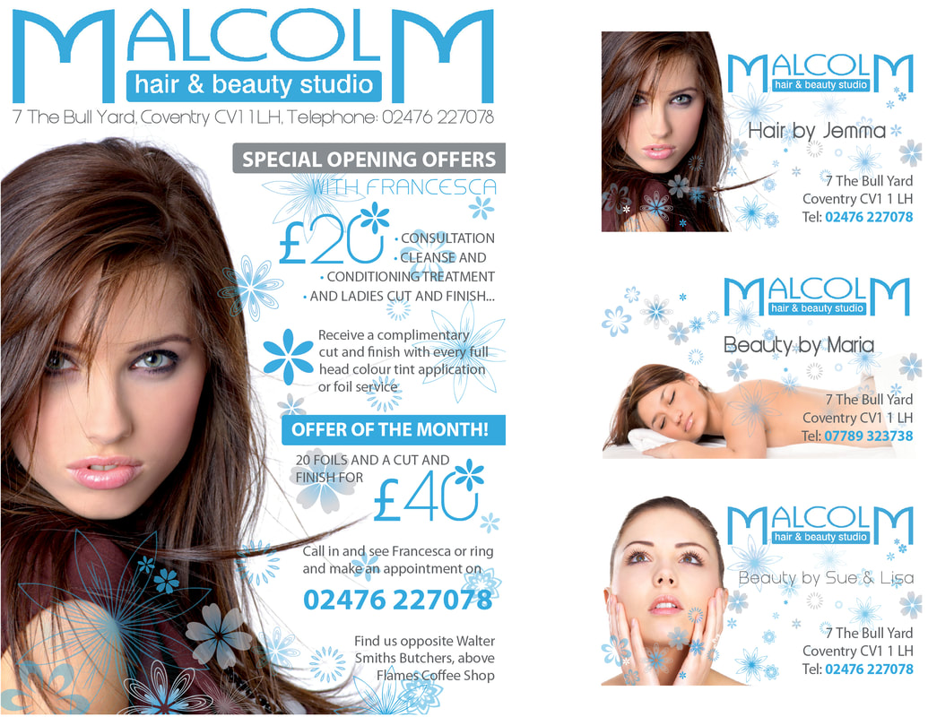 Malcolm Hair and Beauty Studio